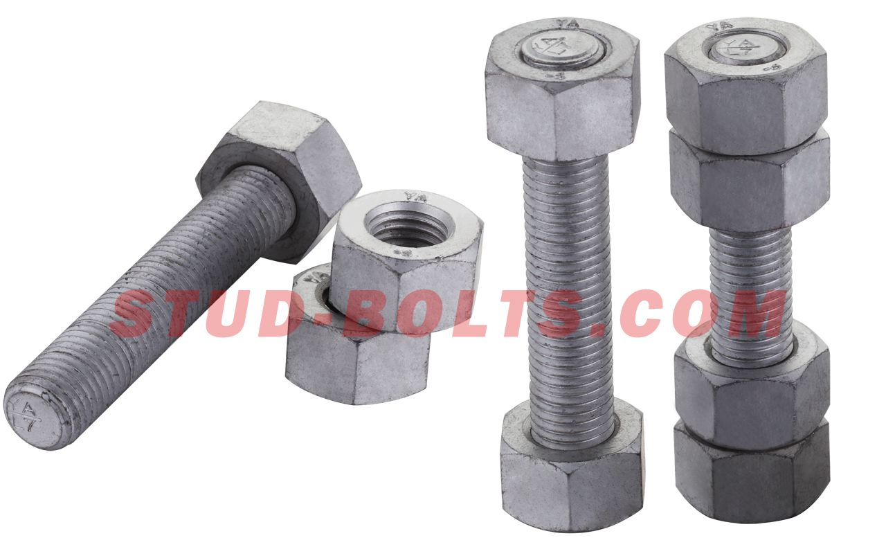 ss stud end carbon stainless steel exporter threaded alloy double supplier studs
